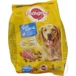 Корм для собак Pedigree говядина 600г