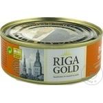 Шпротный паштет Riga Gold 240г