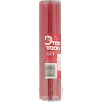 Карандаш столярный Top Tools 12шт - купить, цены на Метро - фото 2