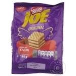 Вафли Nestle Joe Какао 180г