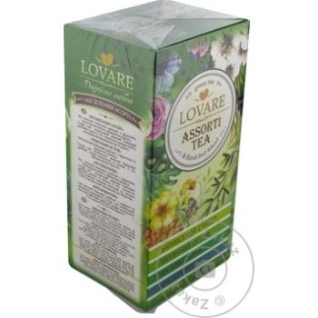 Ceai Lovare verde in plicuri Green Mix 24x1,5g - cumpărați, prețuri pentru Metro - foto 1